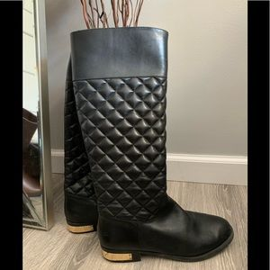 Vince Camuto Women's Fashion Riding Boots